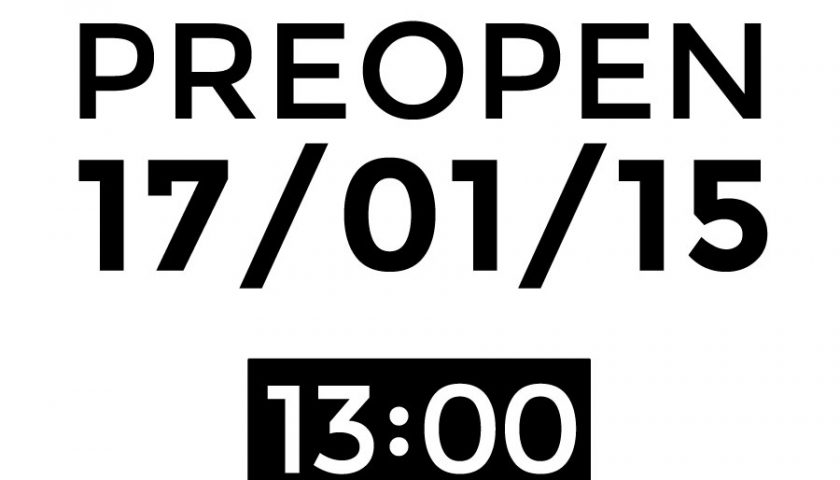 preopen_170115 PLAY MARKET|プレイマーケット